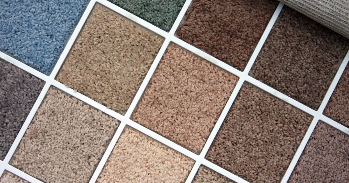 choosing carpet