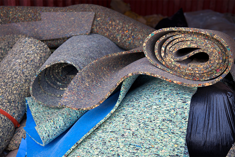 carpet padding, carpet basics, carpet lifespan, preserving carpet